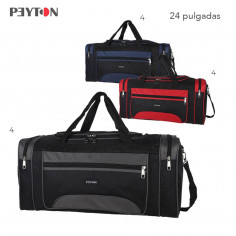 Bolso 24 Pulg. Art. PEY 8771 nylon 100% c/ bolsillos