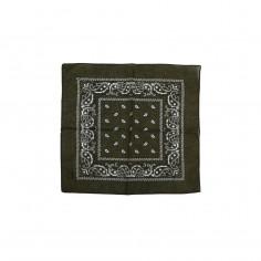 Pañuelo bandana Art. TDY 9797 algodón 100% c/ búlgaro (55x55 cm.)