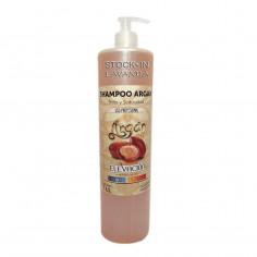 Shampoo Argán c/bomba X1L. - ELEVACIÓN
