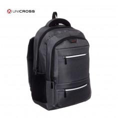 Mochila portanotebook 20 Pulg. Art. CRO 62.3660 nylon 100% lisa c/ bolsillos c/ cierres