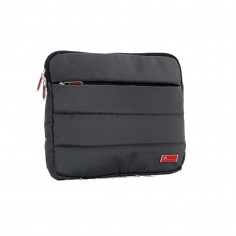 Funda portanotebook 14 Pulg. Art. PCA PC-3010.1 NEGRO poliéster 100% c/ bolsillo c/ cierre