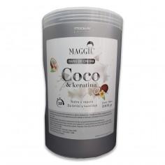 Mascara Coco Y Keratina x1 Kg. - MAGGIE