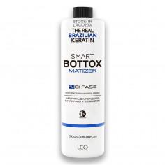 Botox Smart Matizador Azul x500 Ml. - THE REAL BRAZILIAN KERATIN