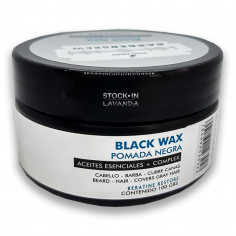 Pomada Negra (Aceites Esenciales+ Complex) x100 Grs - BAHIA EVANS - BEAR BARBER