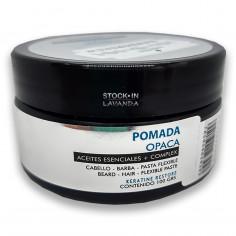 Pomada Opaca ( Aceites Esenciales + Complex ) x100 Grs. - BAHIA EVANS - BEAR BARBER