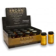 Ampolla Intensive Argan ( CAJA X12 ) x15 Ml. - FIDELITE - MYTHICAL