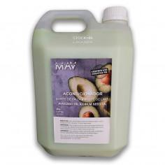 Acondicionador Aceite De Palta y Aceite LINO X5L. - MAV.