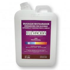 Acondicionador Con Siliconas Extra Brillo Y Suavidad x1900 Ml. - ELEVACION