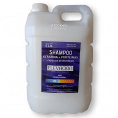 Shampoo Keratina y Proteína  X5LT. - ELEVACIÓN