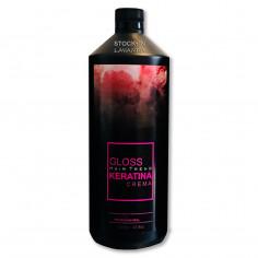 Shock de Keratina en Crema (7%) x1 Lts. - Gloss - Hair Trend