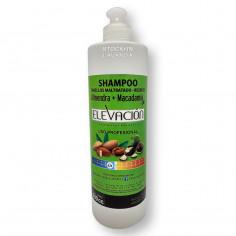 Shampoo Argán Almendra + Macadamia x500 CC. - ELEVACIÓN