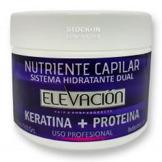 Nutriente Capilar Keratina y Proteína x160 Grs. - ELEVACIÓN