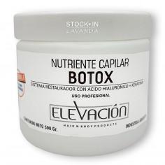 Nutriente Botox Capilar c/Acido Hialuronico X500GR. - ELEVACIÓN