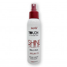 Brillo Final Styling and Form x 125ML. - MAV - TOUCH