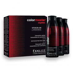 COLOR Express - Coloración Instantánea sin Amoniaco - X3UNID. 1 y 1 3X3OML. - FIDELITÉ