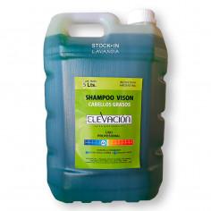 Shampoo Visón Cabello Graso X5L. - ELEVACIÓN