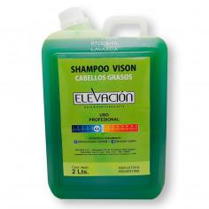 Shampoo Visón Cabello Graso X1900ML. - ELEVACIÓN