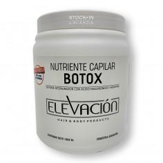 Nutriente Botox  Capilar c/Acido Hialuronico X1KG. - ELEVACIÓN
