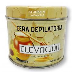 Cera Depilatoria Vegetal Piel Normal En Lata x200 Grs. - ELEVACION