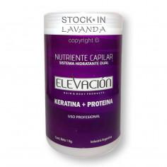 Nutriente Capilar Keratina y Proteína X1KG. - ELEVACIÓN