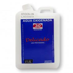Oxidante Revelador En Crema Delicado 30 Vol. x2 Lts. - ELEVACION