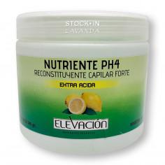 Reconstituyente Capilar Forte Ph4 Extra Acido x500 Grs. - ELEVACIÓN