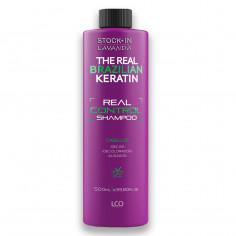 Shampoo Control Cabellos Secos / Decolorados / Alisados x500 Ml. - THE REAL BRAZILIAN KERATIN