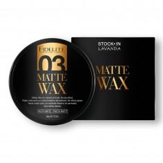 Pasta Mate Matte Wax N°3 x50 Grs. - FIDELITÉ