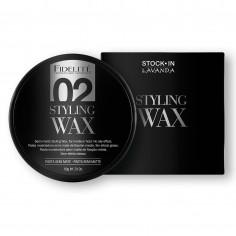 Pasta Semimate Styling Wax N°2 x50 Grs. - FIDELITE