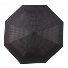 Paraguas mini manual Art. WEL 6206.3 GRIS OSCURO nylon 100% varillas x8 (93 cm. diámetro)