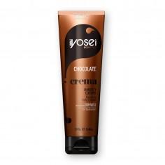 ( YSB506 ) Crema Manos & Cuerpo X 240GRS - Chocolate - Hidratante - IYOSEI - MASIVO