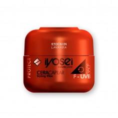 ( YHC166 ) Cera Capilar con Filtro UVB X 50grs - IYOSEI - MASIVO