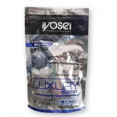 Polvo Decolorante Azul Premium Nueva Formula Con Hidrolizado De Colageno x500 Grs. - IYOSEI