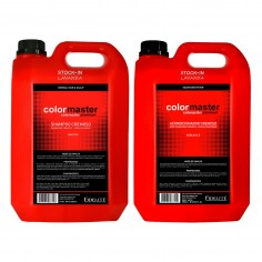 1 Shampoo Neutro + 1 Acondicionador Acido x5ltc/u - Fidelite