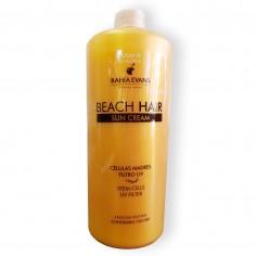 Acondicionador Sun Beach Hair Tranfusion De Cortex Libre de Sal x750 Grs. - BAHIA EVANS
