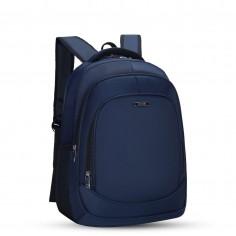 Mochila portanotebook 18 Pulg. Art. BOS 50669.2 AZUL nylon 100% c/ bolsillos y cierres