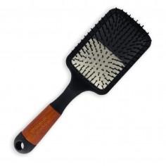 Cepillo Neumático Mango Madera Art. 9544 - DQ - SPAZZOLA