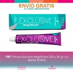 100 Tinturas Exclusive Magnificent Oils x60grs c/u - Bahia Evans