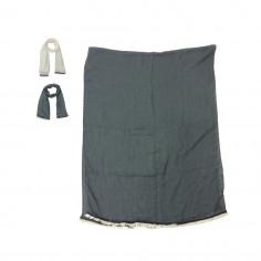 Chalina Art. ZAP PA-349 polyester 65% liso c/ guarda